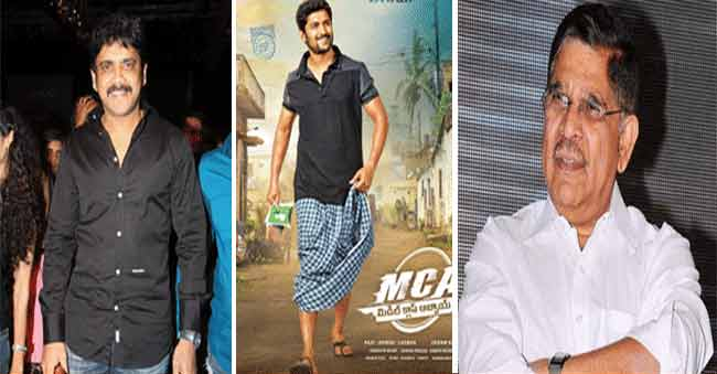 Nani becomes the scapegoat for Akkineni and Mega heroes