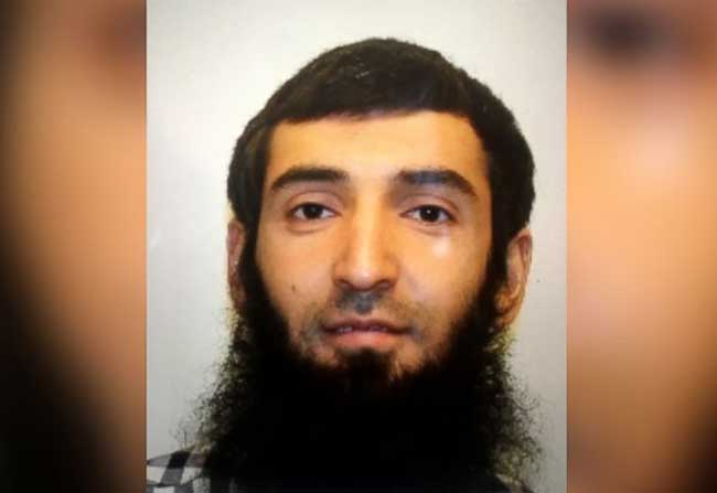 New York attacker is a 'soldier of the caliphate