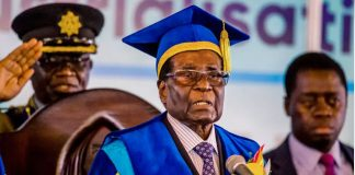 Robert Mugabe resigns after 37 years as President of Zimbabwe