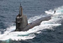 India's first Submarine INS Kalavari commissioned into Navy