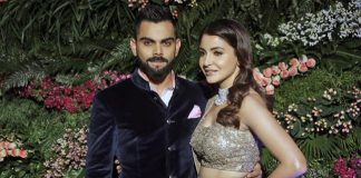 Virat Kohli's and Anushka Sharma's Reception