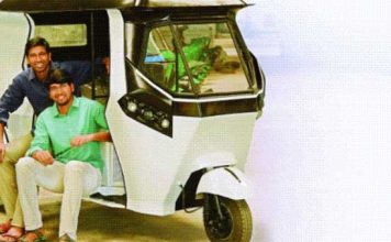 5 Hours battery, 200 km journey Electric Autos in Hyderabad
