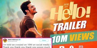 Akhil's 'Hello' Super Hit
