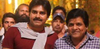 Ali and Pawan Kalyan Best buddies
