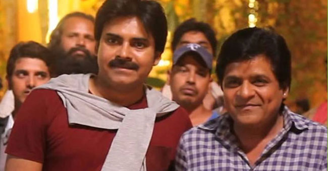 Ali and Pawan Kalyan Best buddies