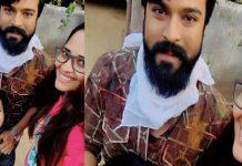 Anasuya Selfie With Ram Charan