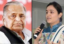 Aparna yadav support to Modi Over Triple Talaq Bill
