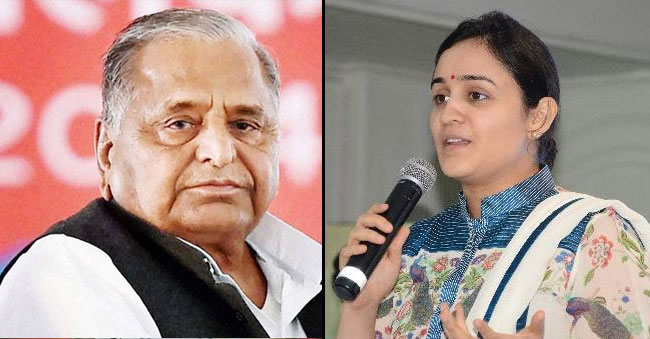 Aparna yadav support to Modi Over Triple Talaq Bill