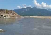 Arunachal Pradesh CM seeks centre's help Siang River turns black