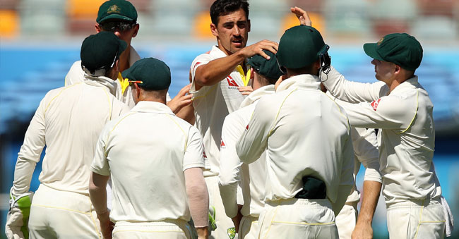Australia clinches ASHES title with 3-0