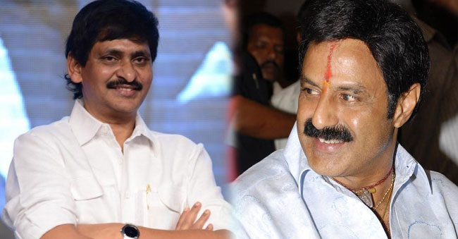 Balakrishna Next Movie WIth SV Krishna Reddy