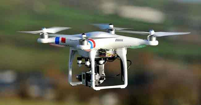 Couple sold drugs using drones in South California, US