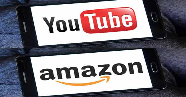 Google blocks YouTube on Amazon devices