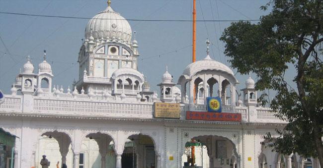 Gurudwara Amb Sahib