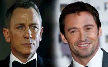 HughJackman Rejects the role in James Bond