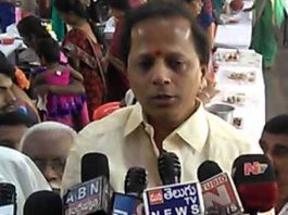 If Balayya defeats me, 'I will Tonsure My head' say's Naveen Nischal