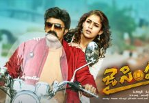 Is Jai Simha not releasing in overseas
