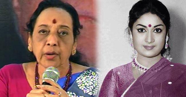 Mahanati Latest Gemini Ganesan Friend Revels About: Jamuna Reveals The Last Days Of Savithri Garu