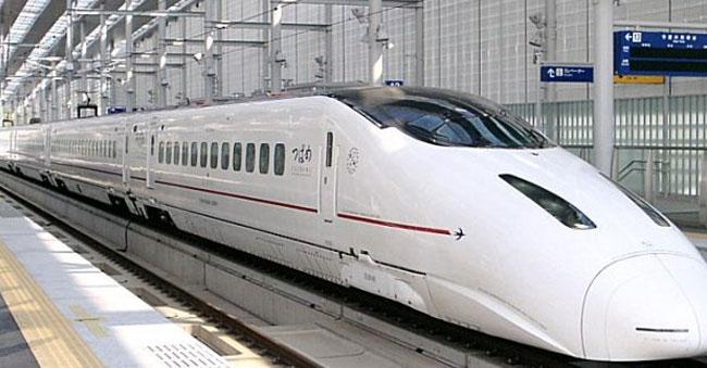 Japanese Bullet train Cracks