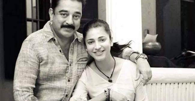 Kamal doesn't treat Shruti Hassan as his daughter