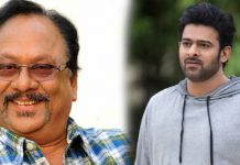 Krishnam Raju sensational comments on Prabhas Marriage