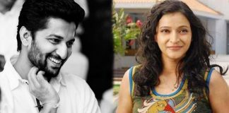 Nani Movie With Manjula Ghattamaneni