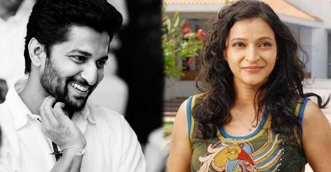 Nani Movie With Manjula Ghattamaneni - Telugu Bullet