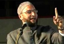 Owaisi's Superb Telugu speech