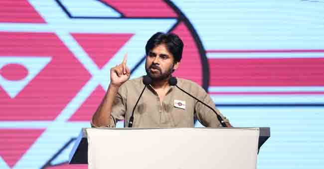 POWER STAR PAWAN KALYAN QUITS 'FILMS'