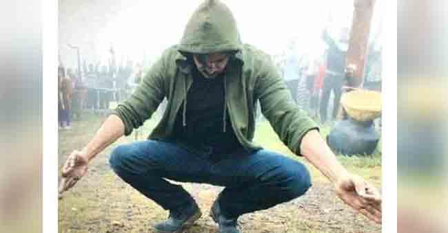 Pawan Kalyan Agnathavasi movie New pic leaked