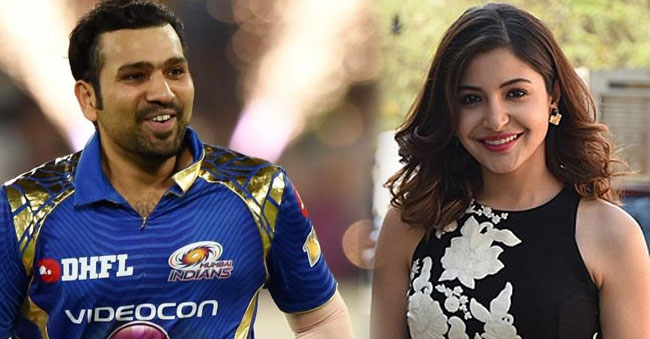 Rohit Sharma comments on Virat Kohli and Anushka Sharma wedding
