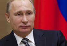 Russian President Vladimir Putin wants to rule again