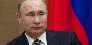 Russian President Vladimir Putin wants to rule again