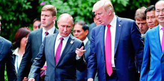 Russian President thanks, US counterpart, for CIA tip on terror attack