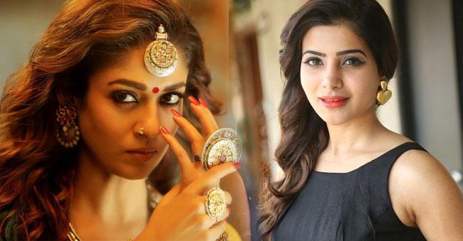 Samantha and Nayantara to be seen as Journalist