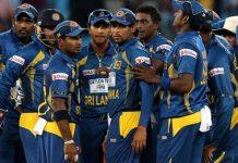 Sri Lanka ODI Team sent home after boarding the plane