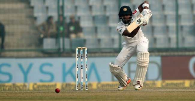 Sri Lanka put up a strong fight
