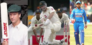 Steve Waugh Funny Sledging With Indian Wicket Keeper Parthiv Patel