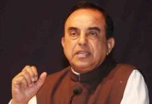 Subramanian Swamy is a Political Astrologer
