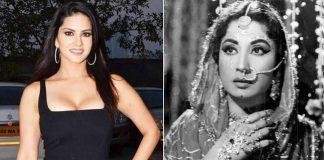 Sunny Leone in 'Meena Kumari' biopic