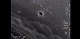 The US releases classified files on UFO sightings