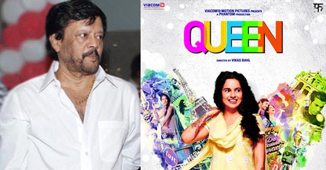 The shooting of south 'Queen' movie stalled