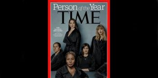 Times Person of the year MeToo Women