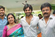 Vaishnav Tej Entry into Telugu Film Industry