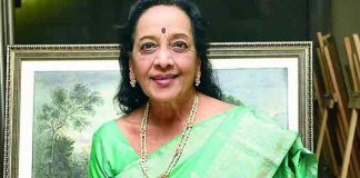 Veteran Actress Jamuna Is The First Heroine Of Hyderabad