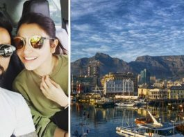 Virat Anushka Honeymoon destination