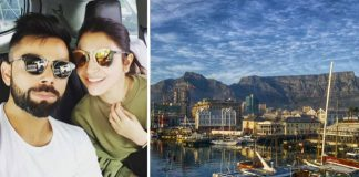 Virat Anushka Honeymoon destination