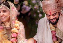 Virat Kohli and Anushka Sharma Marriage Highlights