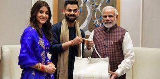 Virushka invite PM Modi for the wedding reception