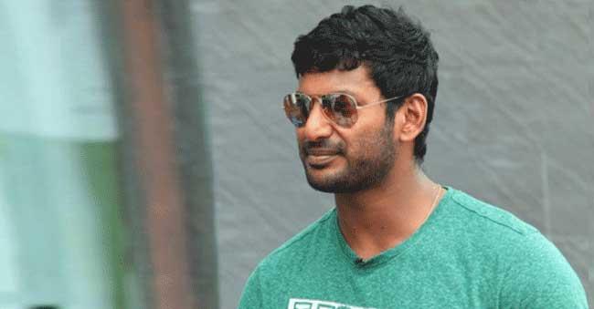 hero vishal may contestant rk nagar by - election